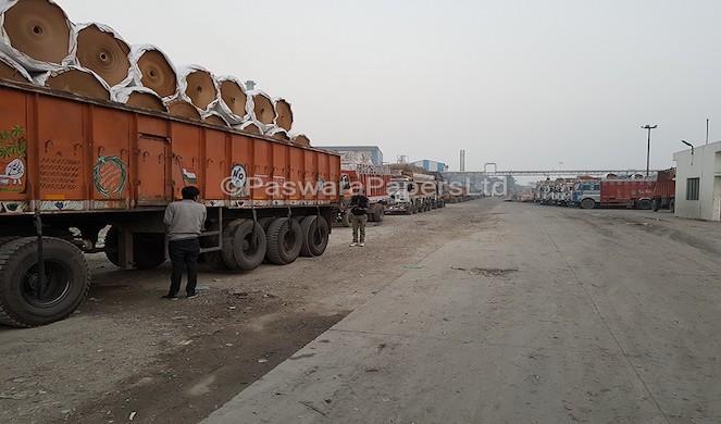 Trucks dispatch