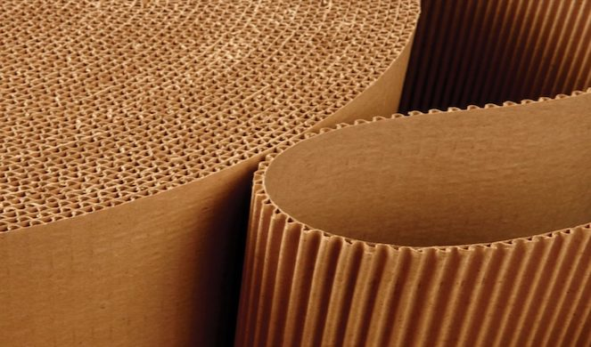 corrugated sheets single side