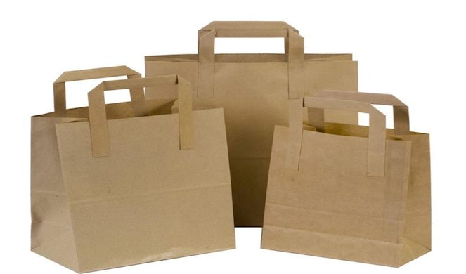 paper carry bags image