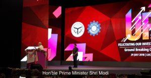 Prime Minister addressing at ground breaking ceremony in Uttar Pradesh