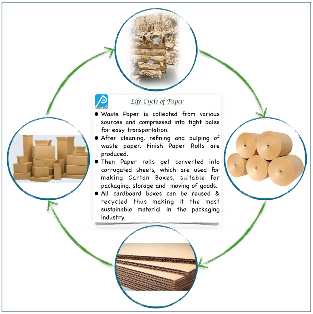 Paper Production Process| Waste Paper to 100% Recyclable