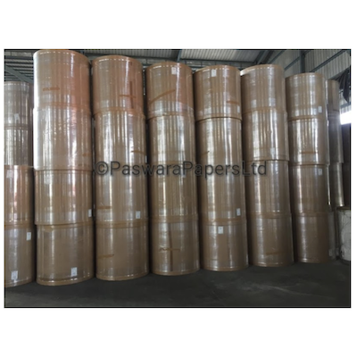 Buy Corrugated Paper Rolls in India |Medium Paper| Fluting