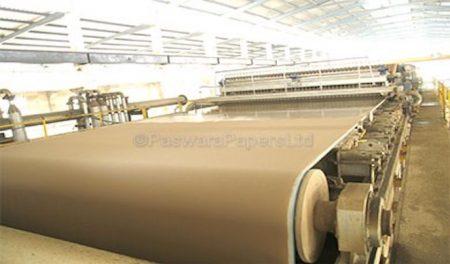 Triple Wire Paper Plant